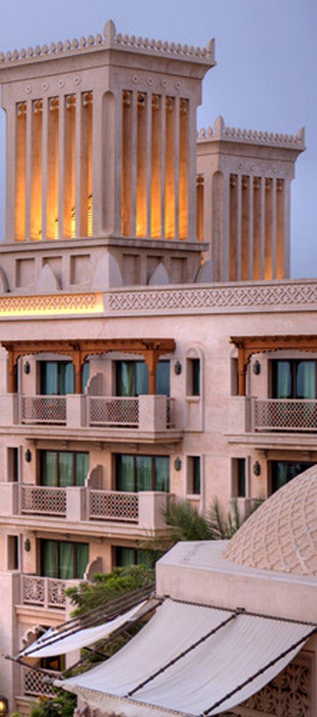 Soundlag successful in Largest Emirates Hotel - Pyrotek