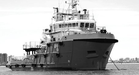 Commercial workboats including those with onboard machinery winches and generators