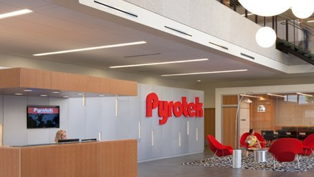 Pyrotek head office located in Spokane WA USA