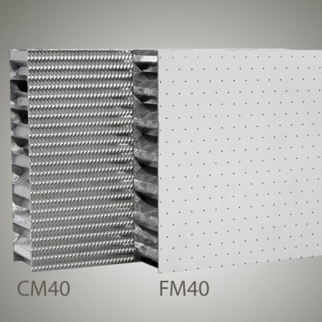 Micro Perforated Aluminium Panels Fibre Free Noise
