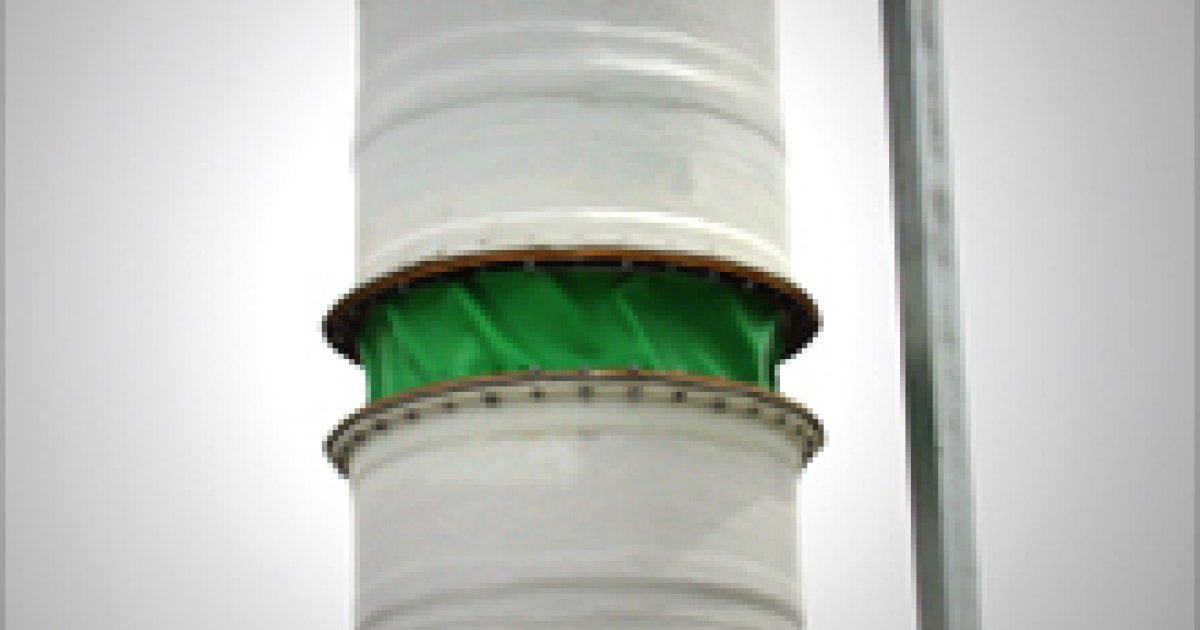 Pipelines Expansion Joints, Fabric & Metallic Expansion Joints | Pyrotek